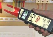 Клещи электро-измерительные цифровые