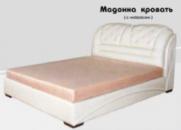 Кровать «Мадонна 160см.» с матрасом