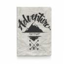 Обложка для паспорта «Adventure»