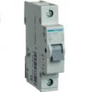 Автоматический выключатель Hager 1P 6kA C-1A 1M