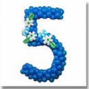 Цифра 5 (пятерочки)