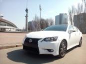 Заказ авто с водителем Lexus GS