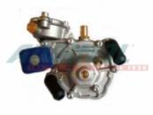 Редуктор Tomasetto AT09 Alaska (пропан-бутан), 4-е пок., 95-120 л.с. (70- 90 кВт), вход D6 (M10x1), выход D12