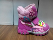 Термо обувь (сноубутсы) Jong Golf A1142-12 для девочки.