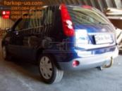 Тягово-сцепное устройство (фаркоп) Ford Fiesta (2002-2008)