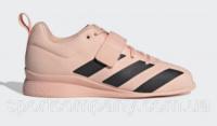 Штангетки Adidas AdiPower 2 (светло розовый-черный, G54642)