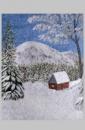 «Зимовий пейзаж»