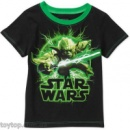 Star Wars Baby Toddler Boy Yoda Graphic T-Shirt