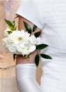 Браслет невесты из герберы