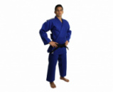 Кимоно для Дзюдо Adidas Champion II IJF Blue