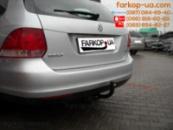 Тягово-сцепное устройство (фаркоп) Volkswagen Golf V (universal) (2007-2009)