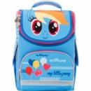 Рюкзак школьный каркасный 501 My Little Pony-2