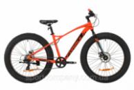 Велосипед AL 26« Formula PALADIN DD 2020 (красно-черный с бирюзовым)