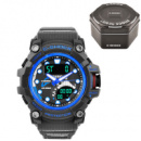 Часы наручные C-SHOCK GWN-Q1000 Black-Blue, Box