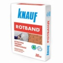 Штукатурка гипсовая универсальная Knauf Ротбанд, 30 кг
