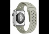 Ремешок Grand для смарт-часов Apple Watch 42 мм Sport Gray (AL1519)