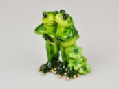 Фігурка декоративна «Закохані жабенята»