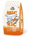 корм для кошек МИС КИС телятина 10 кг