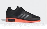 Штангетки Adidas Power Perfect 3 (черный-красный, EF2985)