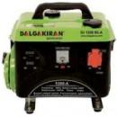 Генератор бензиновый Dalgakiran DJ 1200 BG-A 0,9 кВт