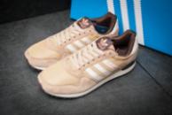 Кроссовки мужские Adidas ZX500, бежевые (11532),  [  44 46  ]