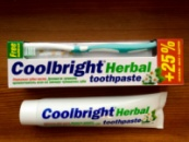 Coolbright Total Care 175 гр + зубная щетка