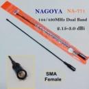 Антенна Nagoya NA-771 SMA-Female VHF/UHF 144/430MHz