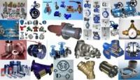 Трубопроводная арматура и детали