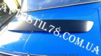 Спойлер стекла крышки багажника Ланос хэтчбек черный