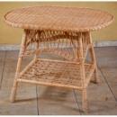 Стол плетеный из лозы «Просто Так!» (Овальный)