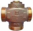 Трехходовой смесительный клапан термостатический HERZ Teplomix DN25 - 1 7766 13