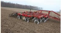 Агрегат вертикальной обработки почвы Salford RTS 3128