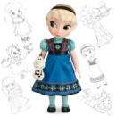 Эльза из мультфильма «Холодное сердце»