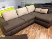 Угловой диван «Блисс» удлиненный