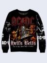 Свитшот AC/DC Hells Bells