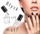 Покрывающий лак Зеркальный блеск / nail top coat GLOSSY EFFECT