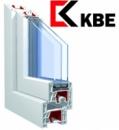 Металлопластиковые окна профиль KBE