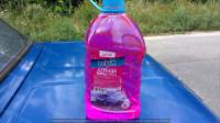 Жидкость бачка омывателя лето HELPIX бабл гам 4л