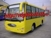 Лобовое стекло для автобусов YouYi ZGT 67 D в Никополе