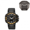 Часы наручные C-SHOCK GWA-1100 Black-Gold, BOX