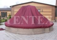 Тент, чехол для фонтана бескаркасный (средние и большие размеры). от 5000 грн