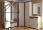 Модульная программа мебели для прихожей «Юнона 1» ЦЕНА СНИЖЕНА!!!!