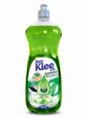 Средство для мытья посуды Klee 1 л, (яблоко).