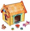 Конструктор «Мой дом», Woody