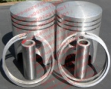 Поршни кольца пальцы Ява 638 640 350 12в, 4 ремонт 59.00 мм Чехия Almet