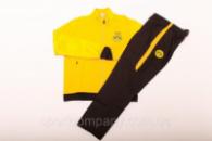 Спортивный (тренировочный) костюм «боруссия» Дортмунд (1081)(реплика)