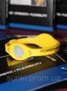 Power Balance  браслет энергетик для улучшения равновесия и координации движений желтого цвета. Супер подарок