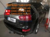 Тягово-сцепное устройство (фаркоп) Peugeot 4007 (2007-2012)