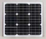 Солнечная монокристаллическая батарея 30Вт