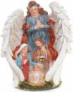 Рождественская декоративная статуэтка «Вертеп» 15.5см
